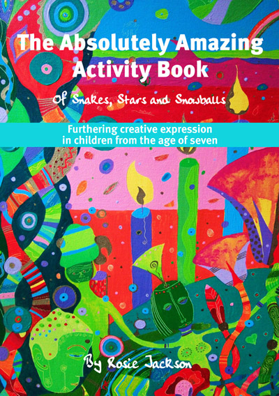Illustration - The Absolutely Amazing Activity Book of Snakes, Stars and Snowballs